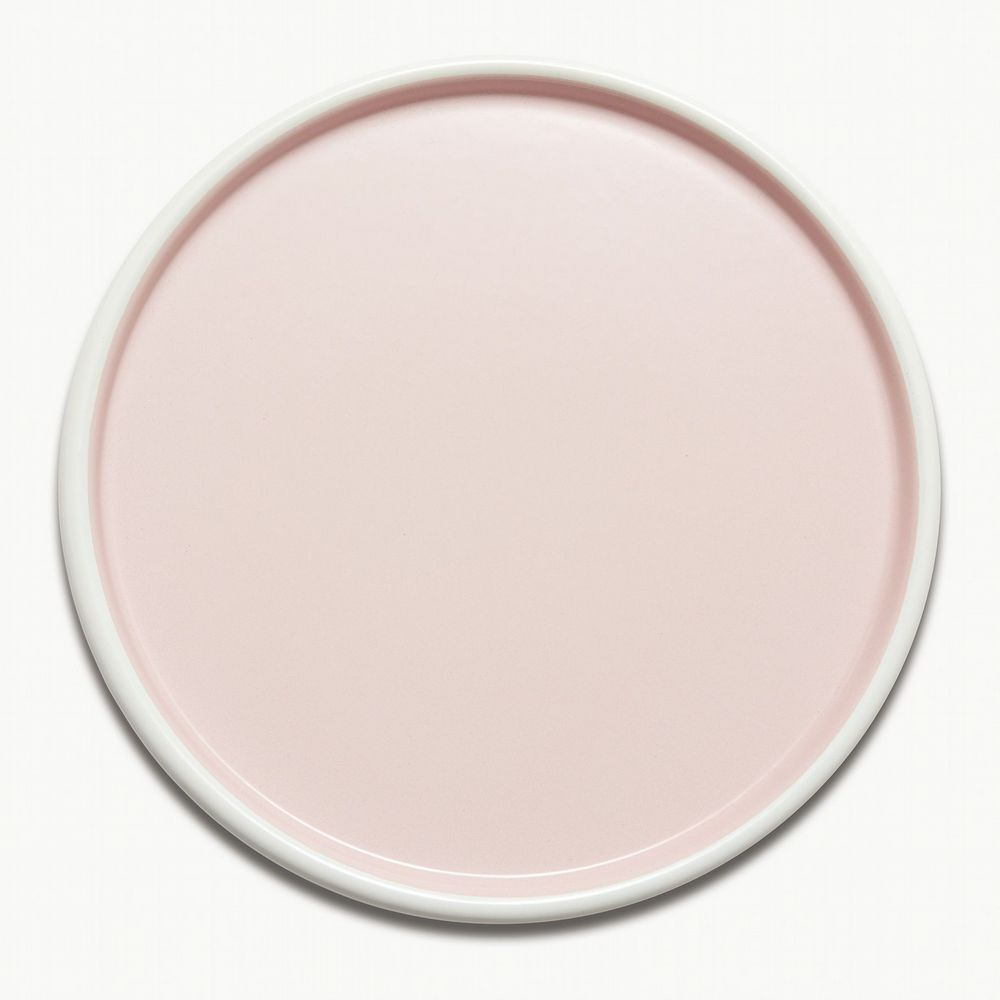 Enamelware - Tray 28cm - Powder Pink